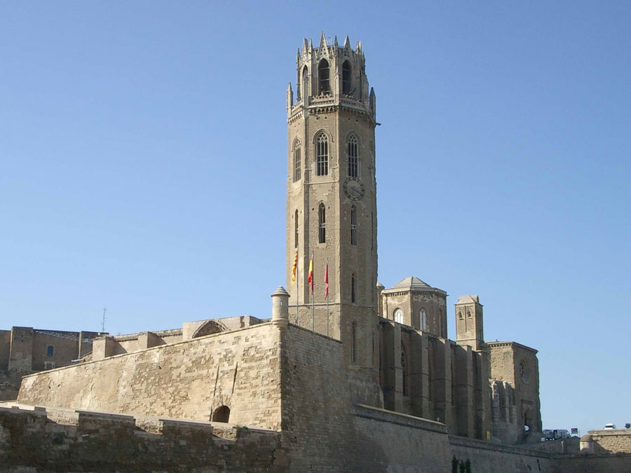 catedral seo lleida